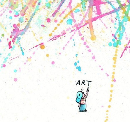 7 books to encourage your young artist delightful children s books