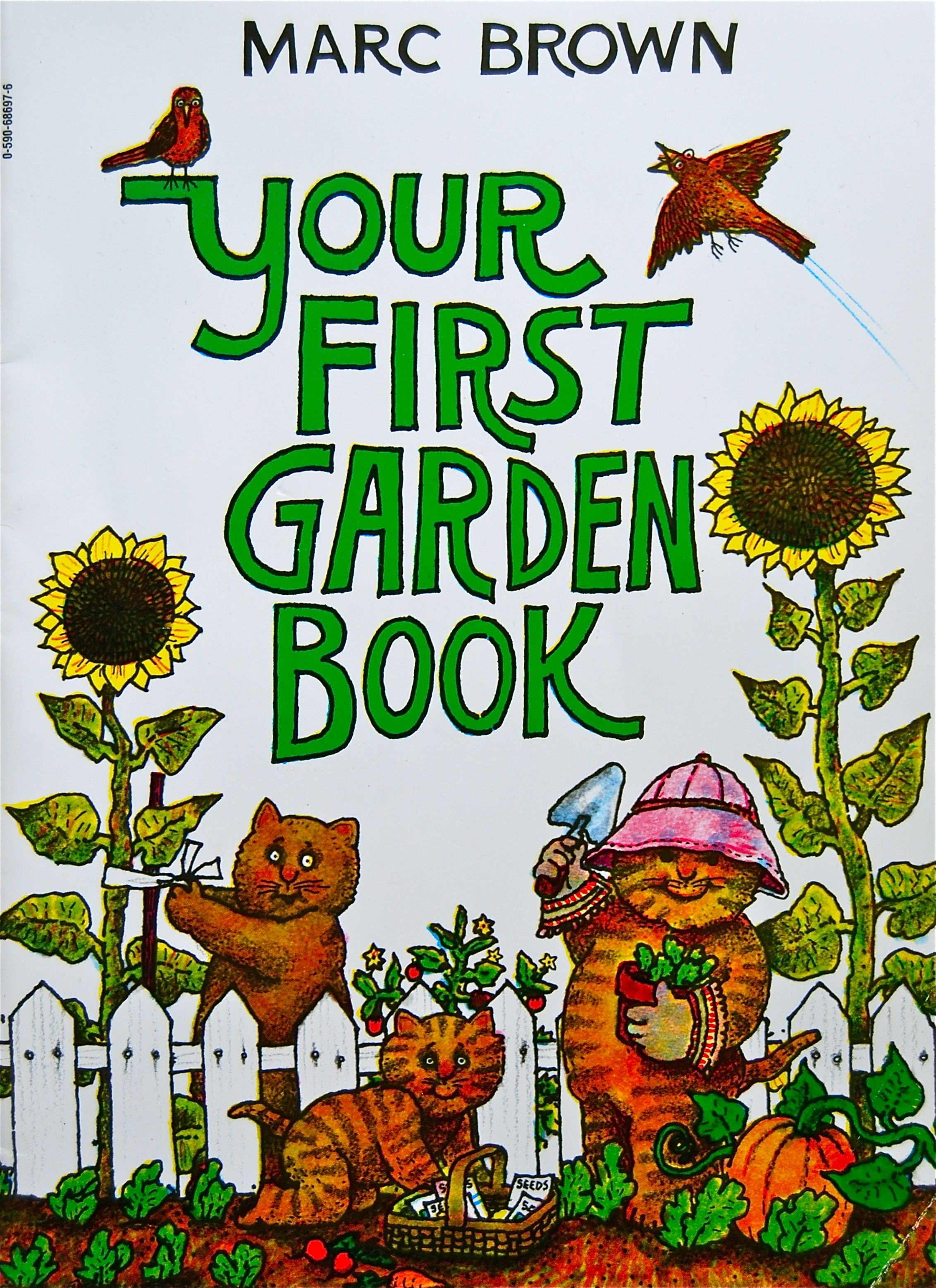 Boc network healthy choices brighter futures for Children s books about gardening