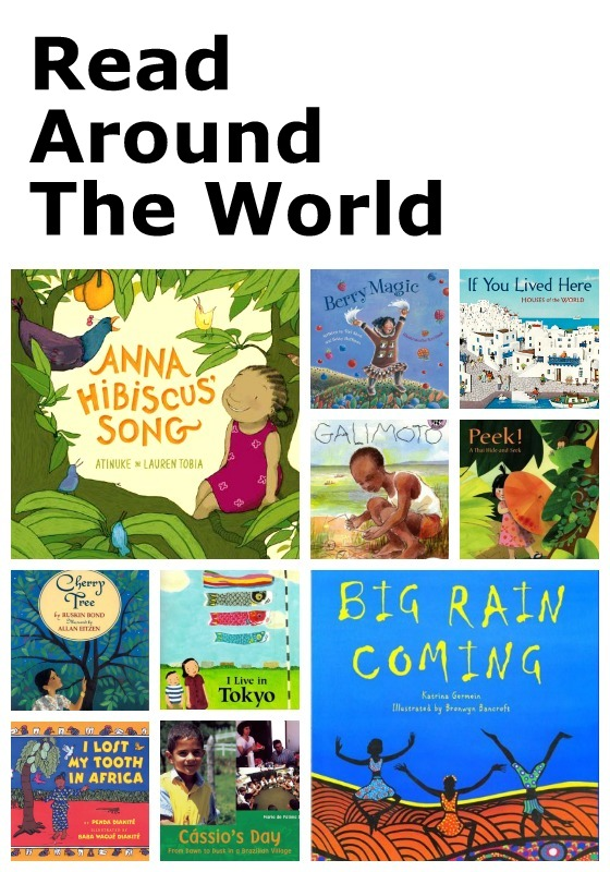 Read Around the World