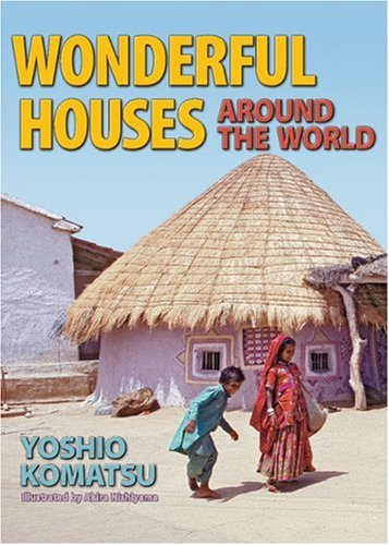 10 books about children from around the world delightful for Houses around the world