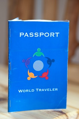 printable pretend passport template