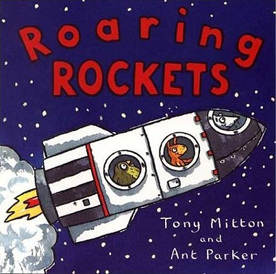 space rocket book - photo #7
