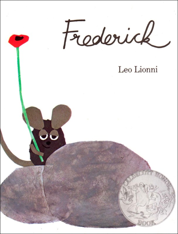 Leo Lionni Children's Kids Book Lot of 5 Frederick, Inch by Inch, Flea Story
