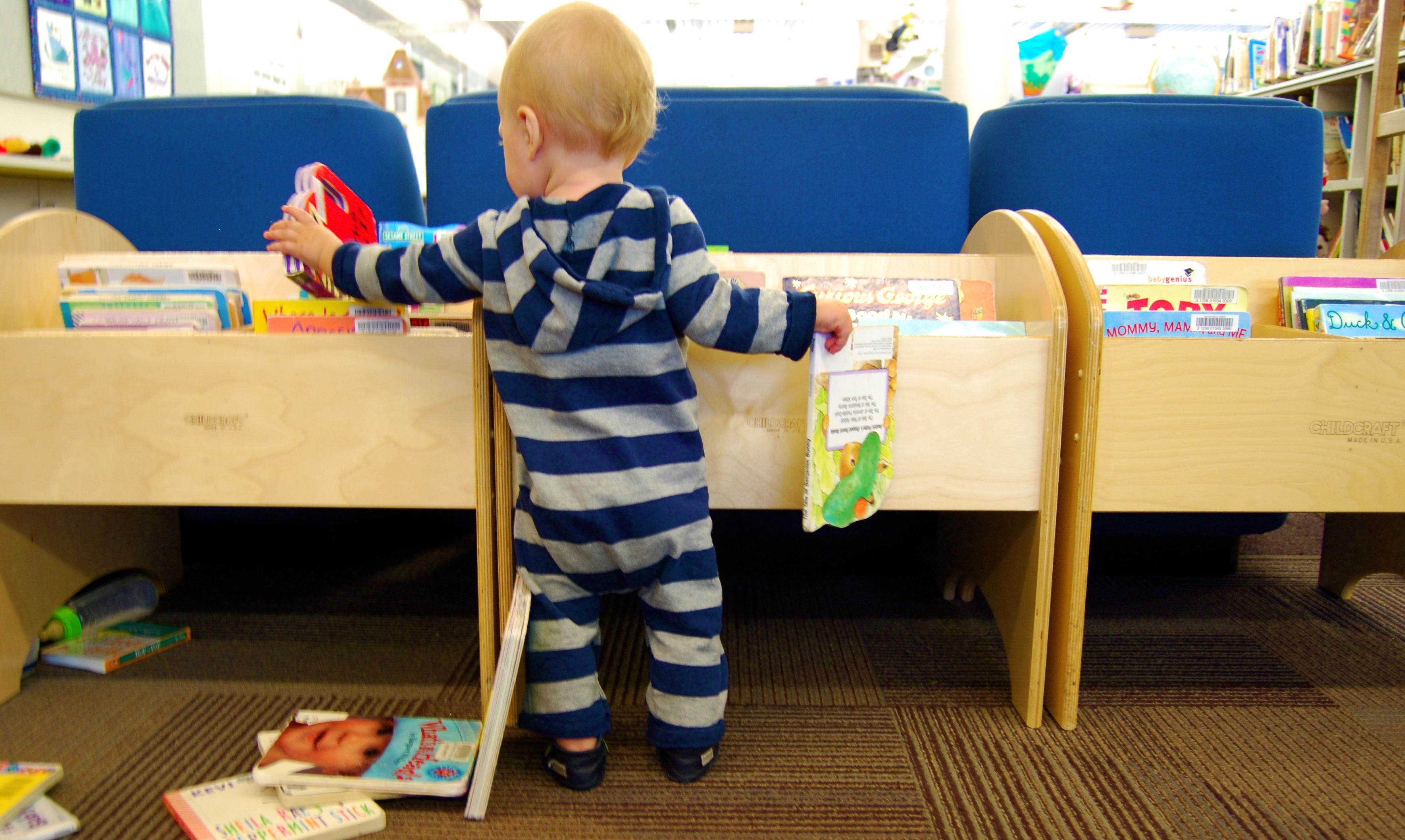 Lugares de interés en la lectura