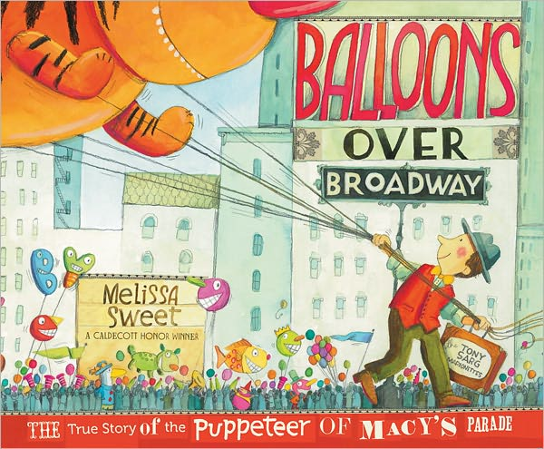 Image result for balloons over broadway cover