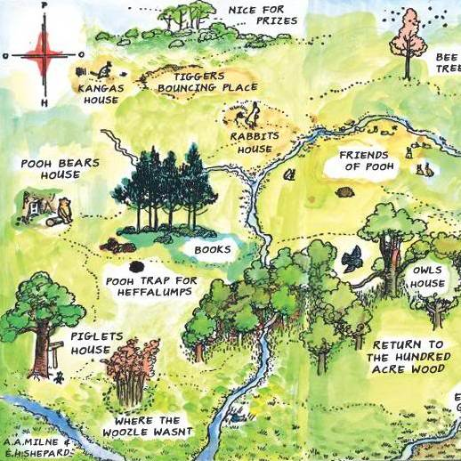 Pinterest Boards For Book Lovers Delightful Childrens Books - Children's maps to print