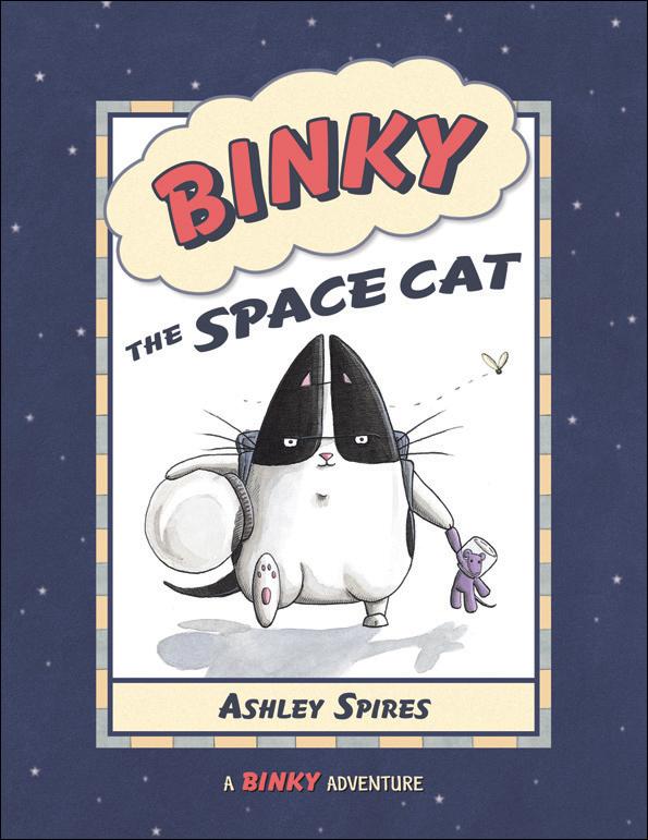 Binky The Space Cat Video