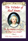 The Winter of the Red Snow