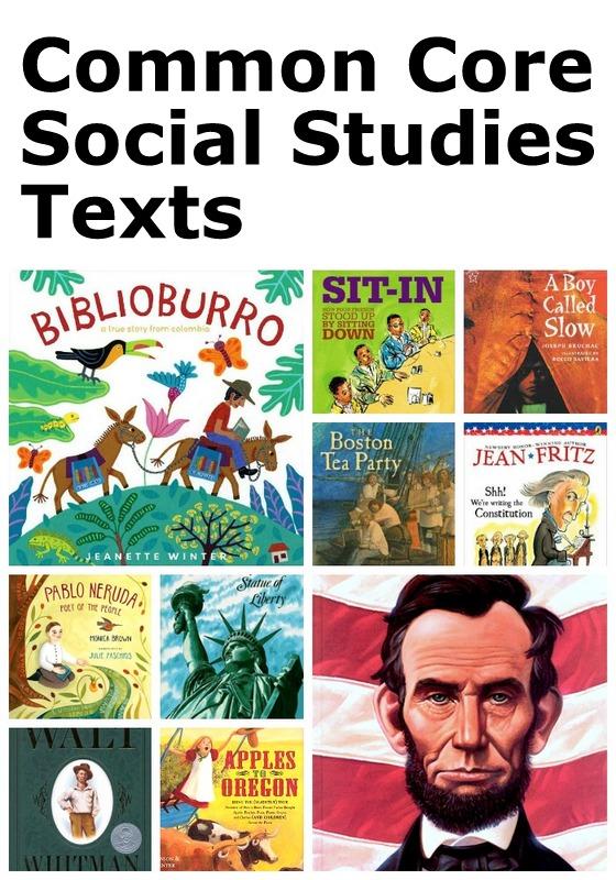 Social Studies Texts