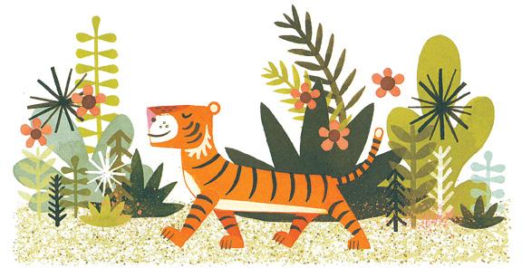 Mr. Tiger Goes Wild II
