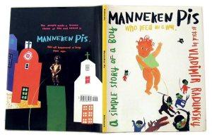 Manneken Pis by Vladimir Radunsky