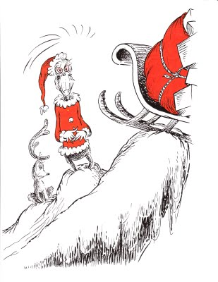 the grinch illustration