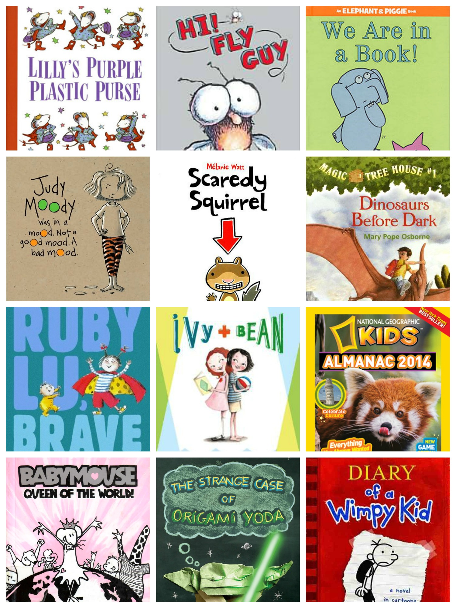 Popular Kids Series Delightful Children S Books
