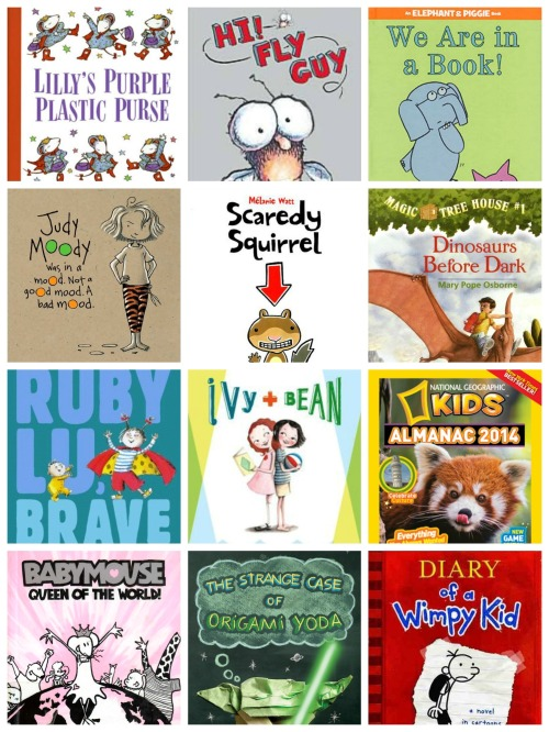 12 Popular Children's Book Series | Delightful Children's Books