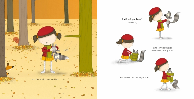 A Tale of Two Beasts   Delightful Children's Books