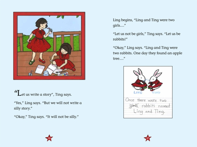 Ling & Ting: Twice as Silly III