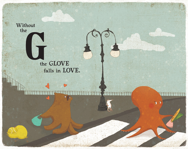 New! Take Away the A | Delightful Children's Books