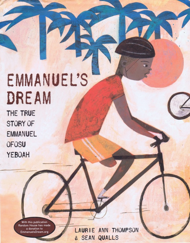 Emmanuel's Dream Cover Small